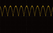 Full-wave Rectified Waveform