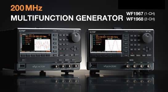 多功能信號發生器WF1967/WF1968